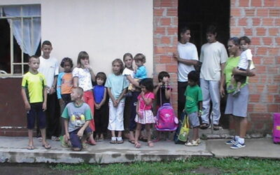 Leven in Kindertehuis Casa Lar in Brazilië